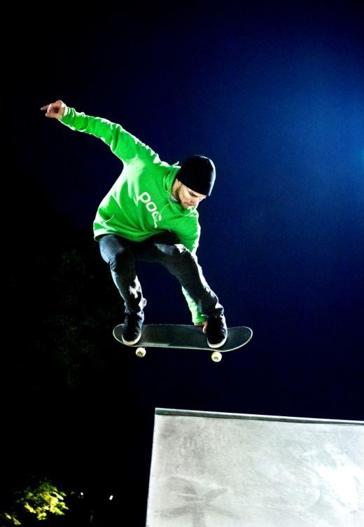 Erik Mårtensson,  © Erik Mårtensson, Skateparken i Hässleholm