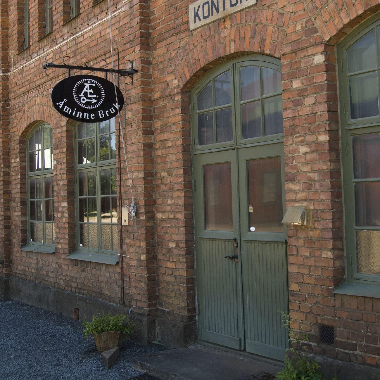 Åminne Industrial Museum (Åminne Bruksmuseum)