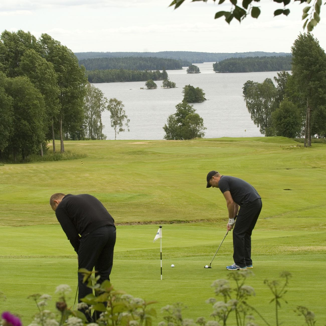 Foto: Smålandsbilder.se,  © Värnamo Näringsliv AB , Värnamo Golfklubb