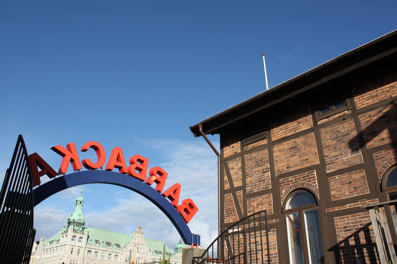 Kulturhuset Barbackas Café