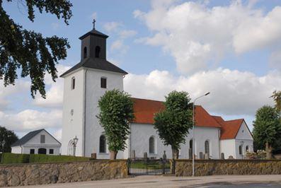 Ulf Axelsson, Harlösa church
