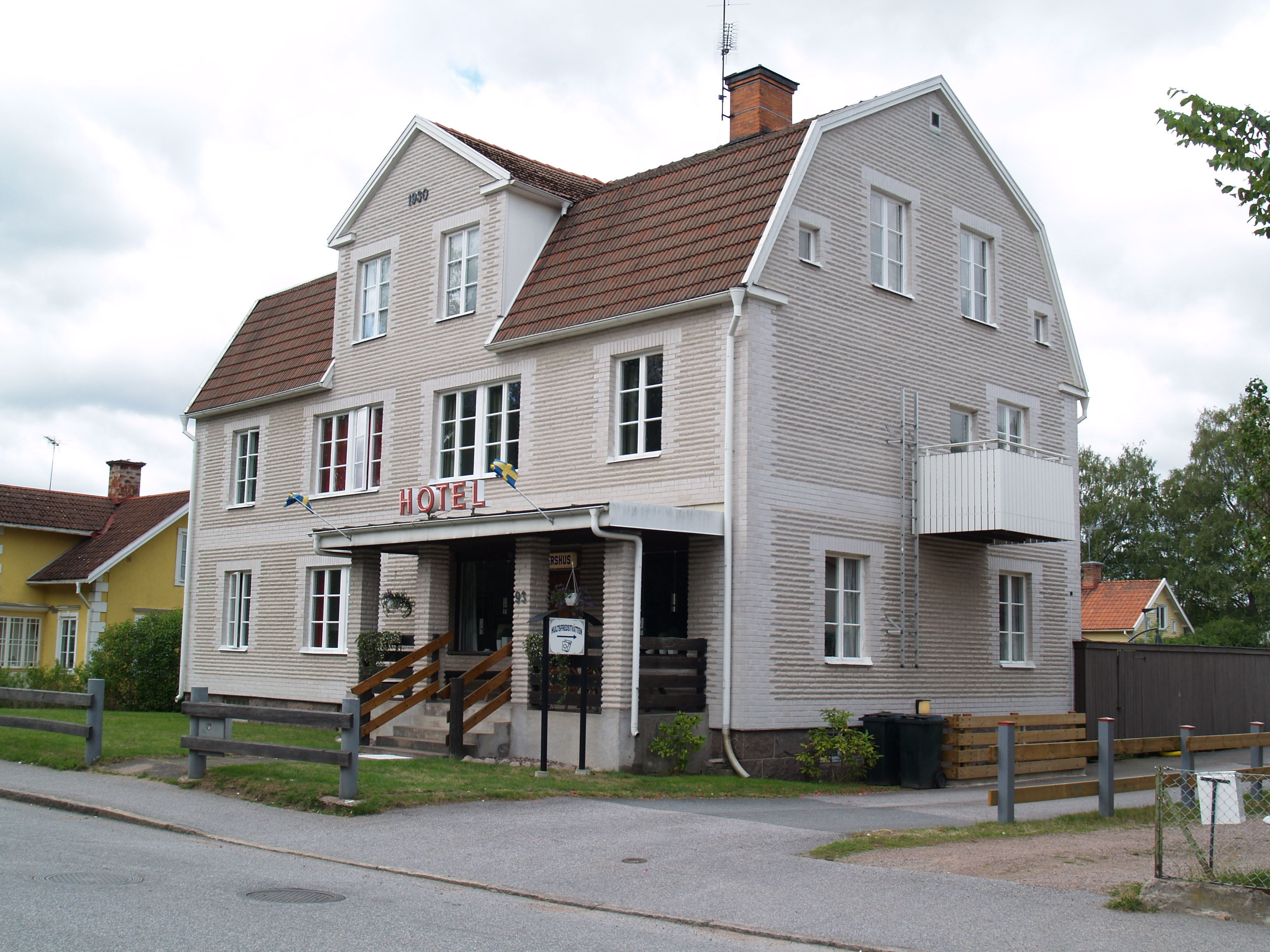 Hotell Elmershus