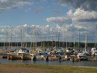 Gästehafen des Segelvereins Mönsterås