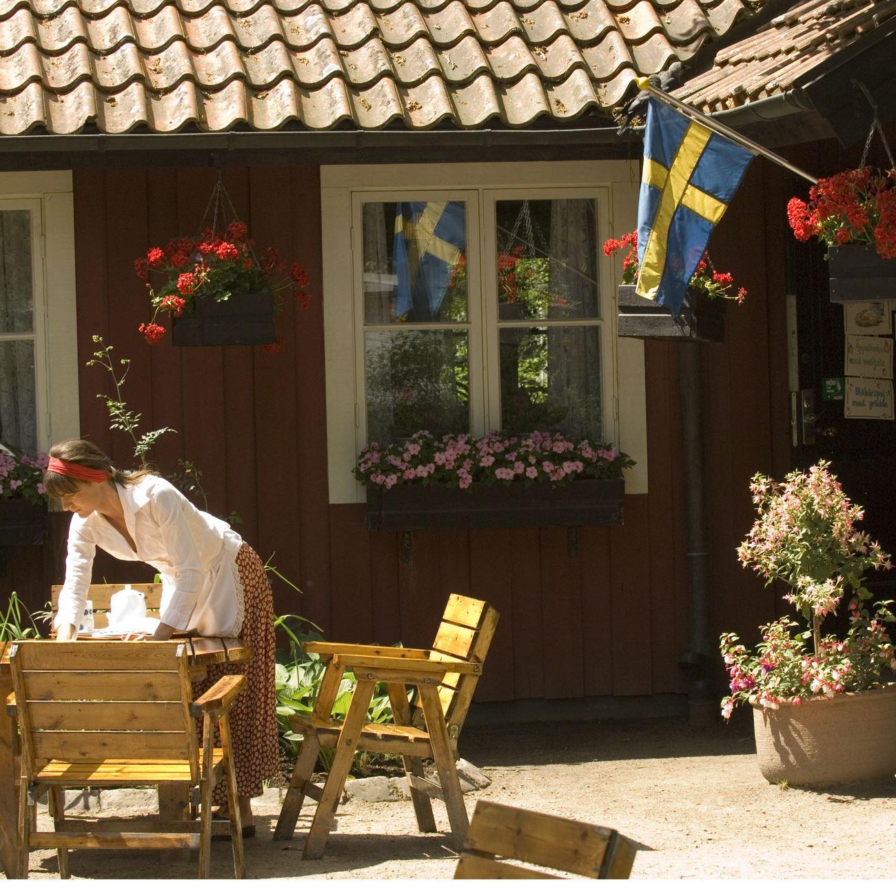 Smålandsbilder.se,  © Smålandsbilder.se, Apladalens Kaffestuga