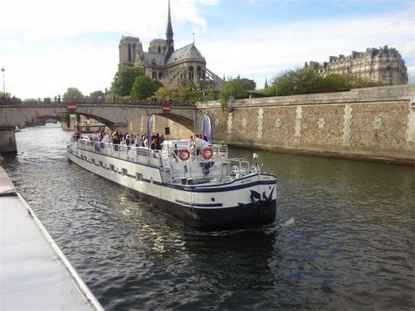 """Croisière Journée à Bord du bateau """"le Mistral"""""""