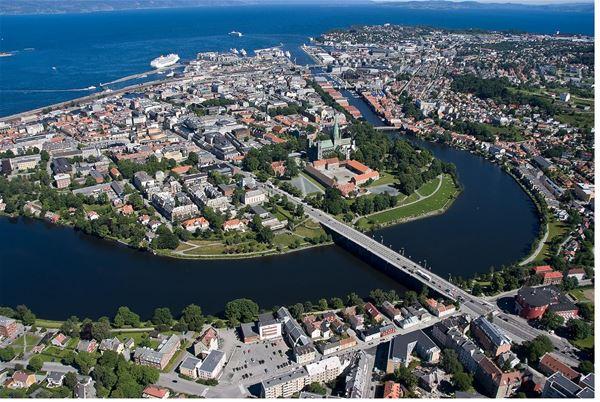 Svante H, S:t Olavsleden (Pilgerweg)