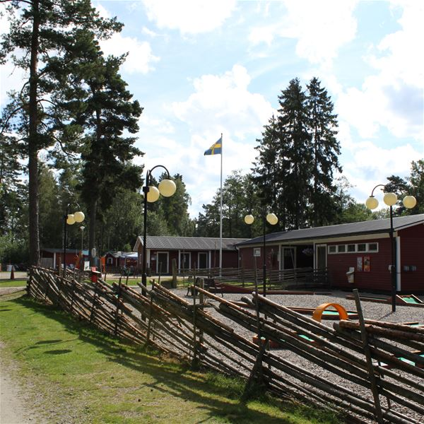 Foto: Värnamo Näringsliv AB,  © Värnamo Näringsliv AB , Värnamo Camping Prostsjön
