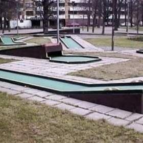 bangolf stenebergsparken