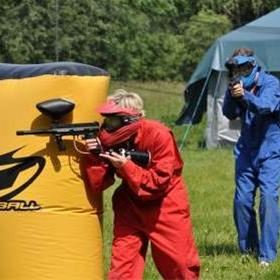 Paintball bibest nojescenter