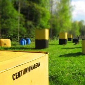 Centurion paintball