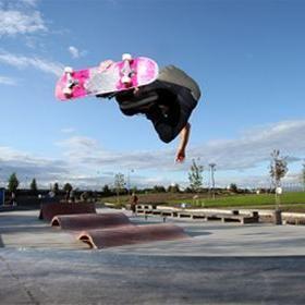 Jungfru/Skateparken
