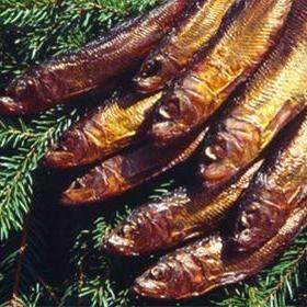 Wahlstroms rokeri och fiskebod