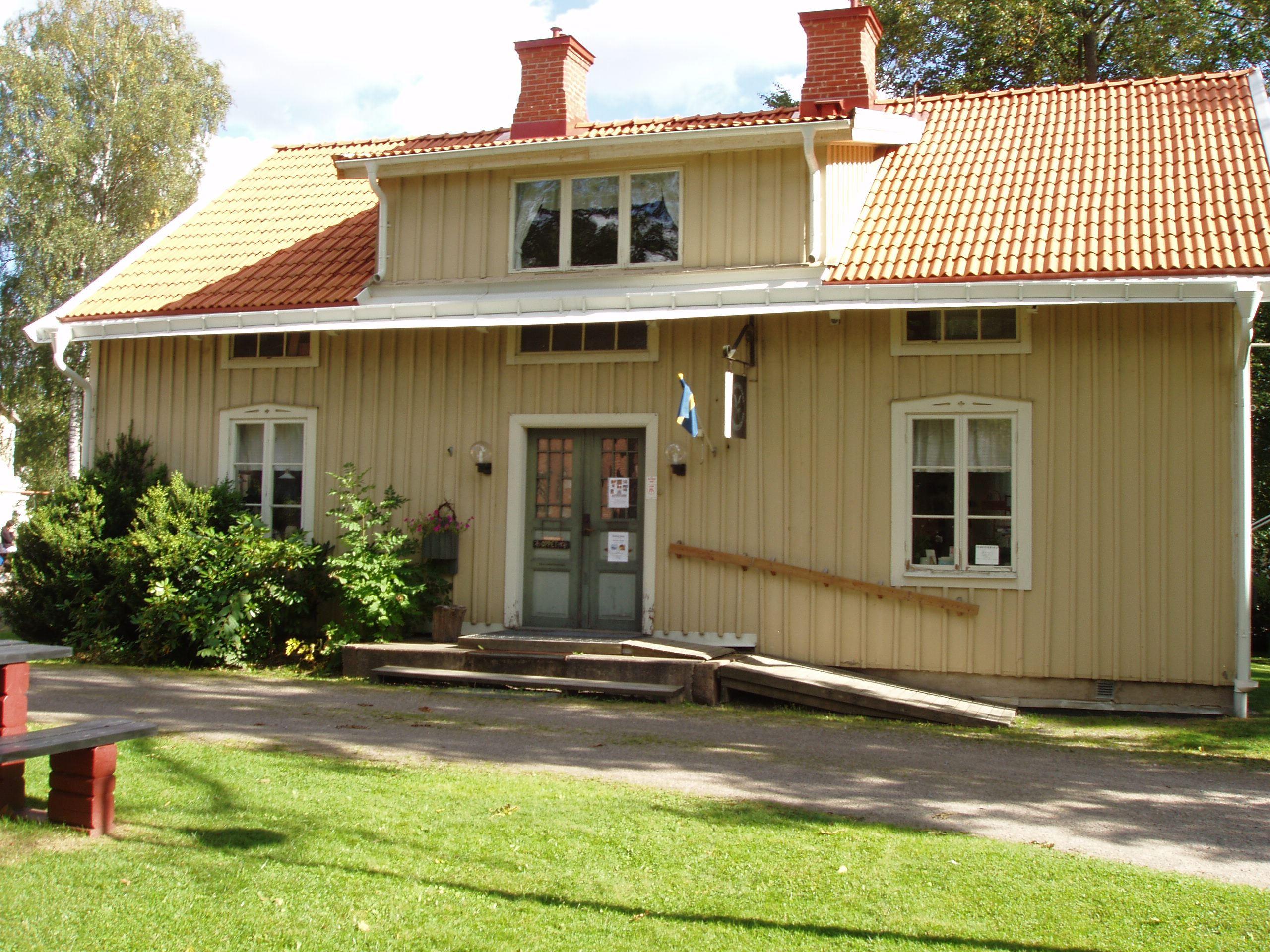 © Vetlanda turistbyrå, Hantverksgården