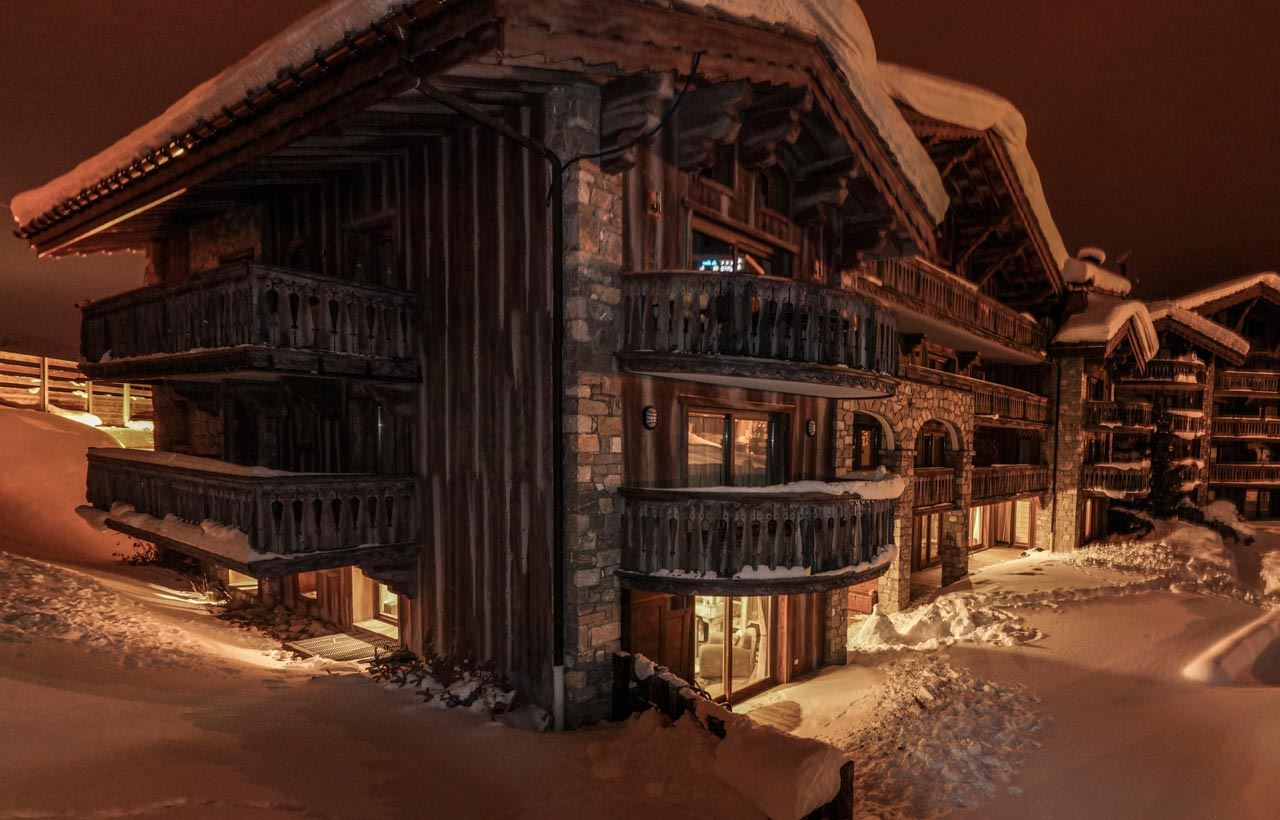 3 rooms 6 people ski in ski out / LA PETITE BERGERIE (mountain of dream)