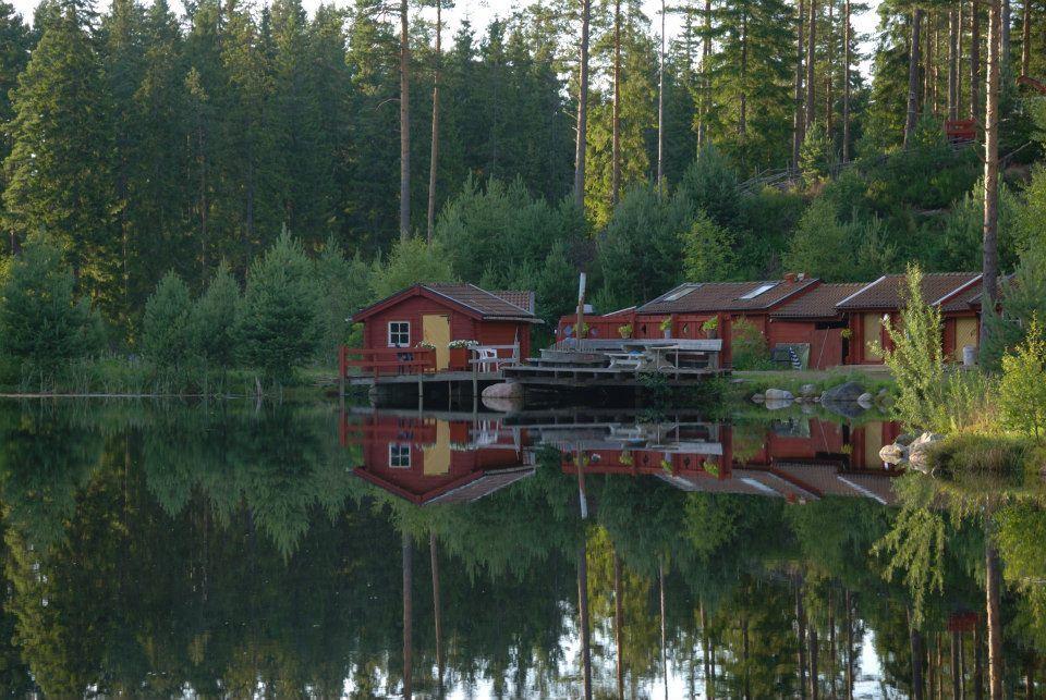 Smålandsfiskarna - Angelcamp