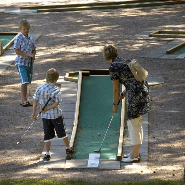 Foto: Smålandsbilder.se,  © Värnamo Näringsliv AB , Värnamo Camping Prostsjön
