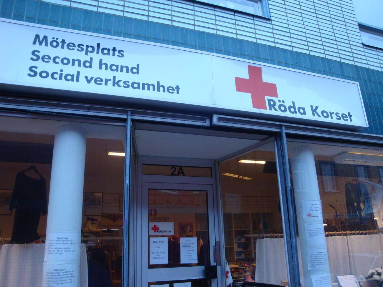 © Röda Korset, Kupan Röda Korset