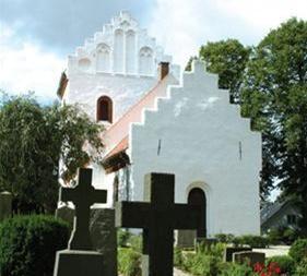 Tord Johansson, Hurva church