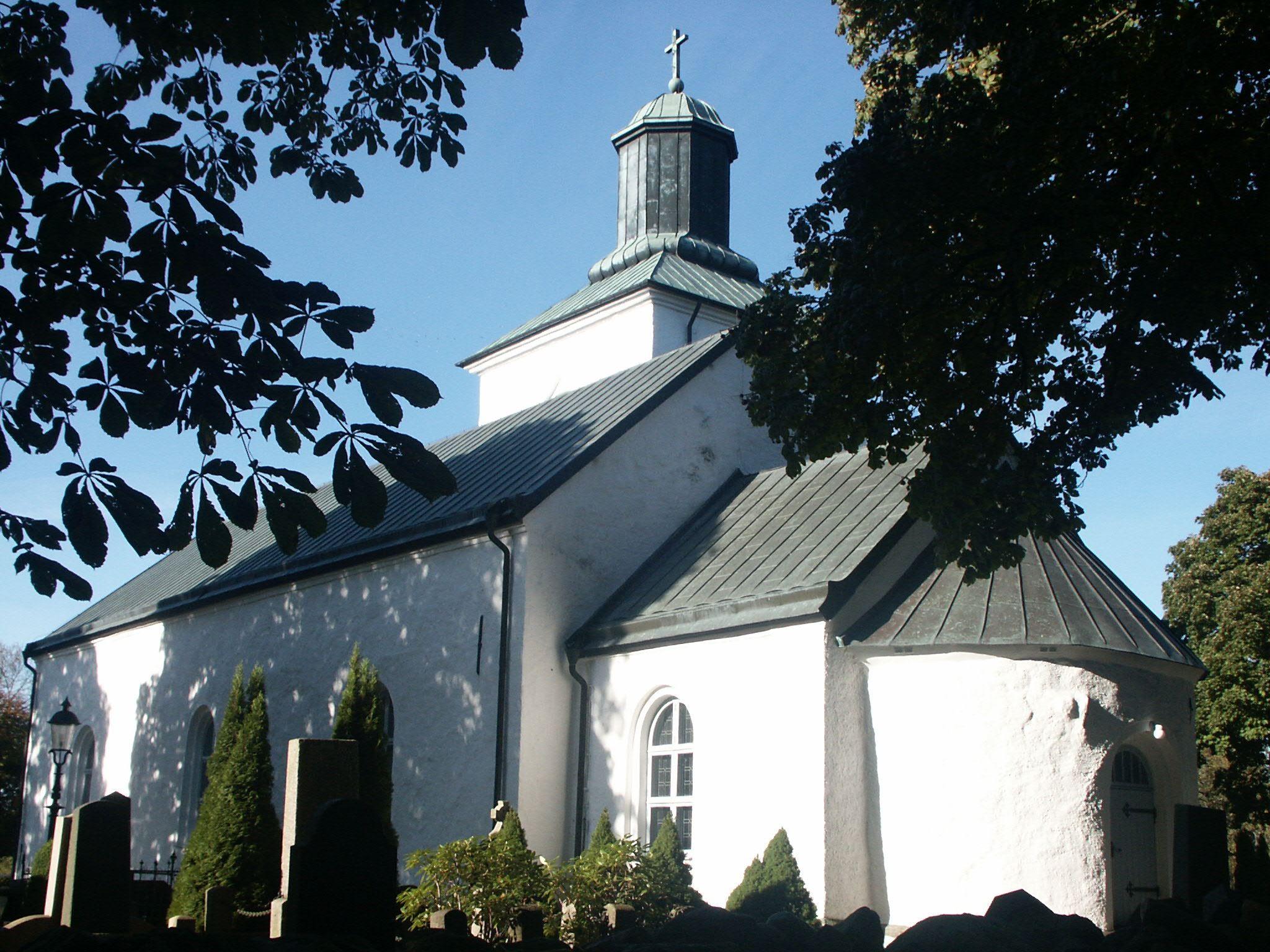 Löberöds församling, Högseröds church