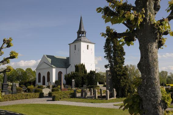 Ulf Axelsson, Reslövs church