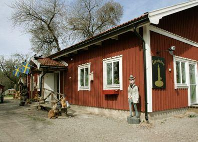 Åsa Johansson,  © Eksjö turistbyrå, Ljusboden