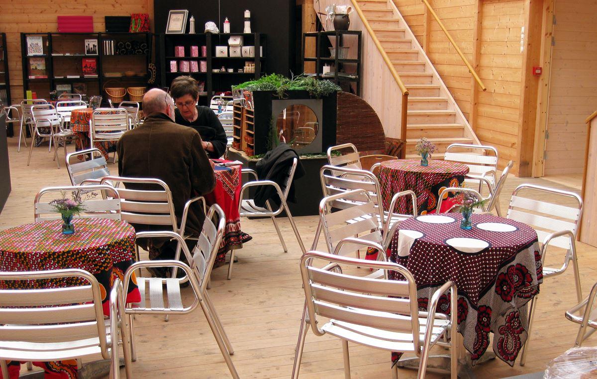 © Virserums Konsthall, Café Eken