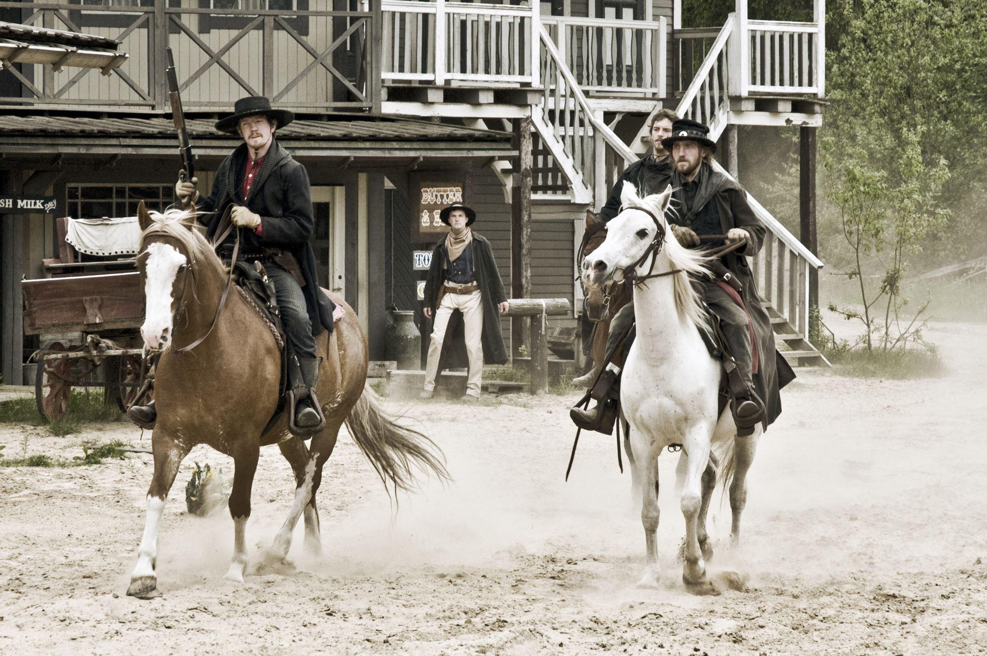 Smålandsbilder.se,  © Smålandsbilder.se, Wild Western Show på High Chaparral