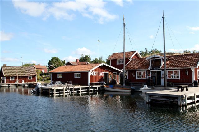 Accommodation on Stora Grindö in the archipelago