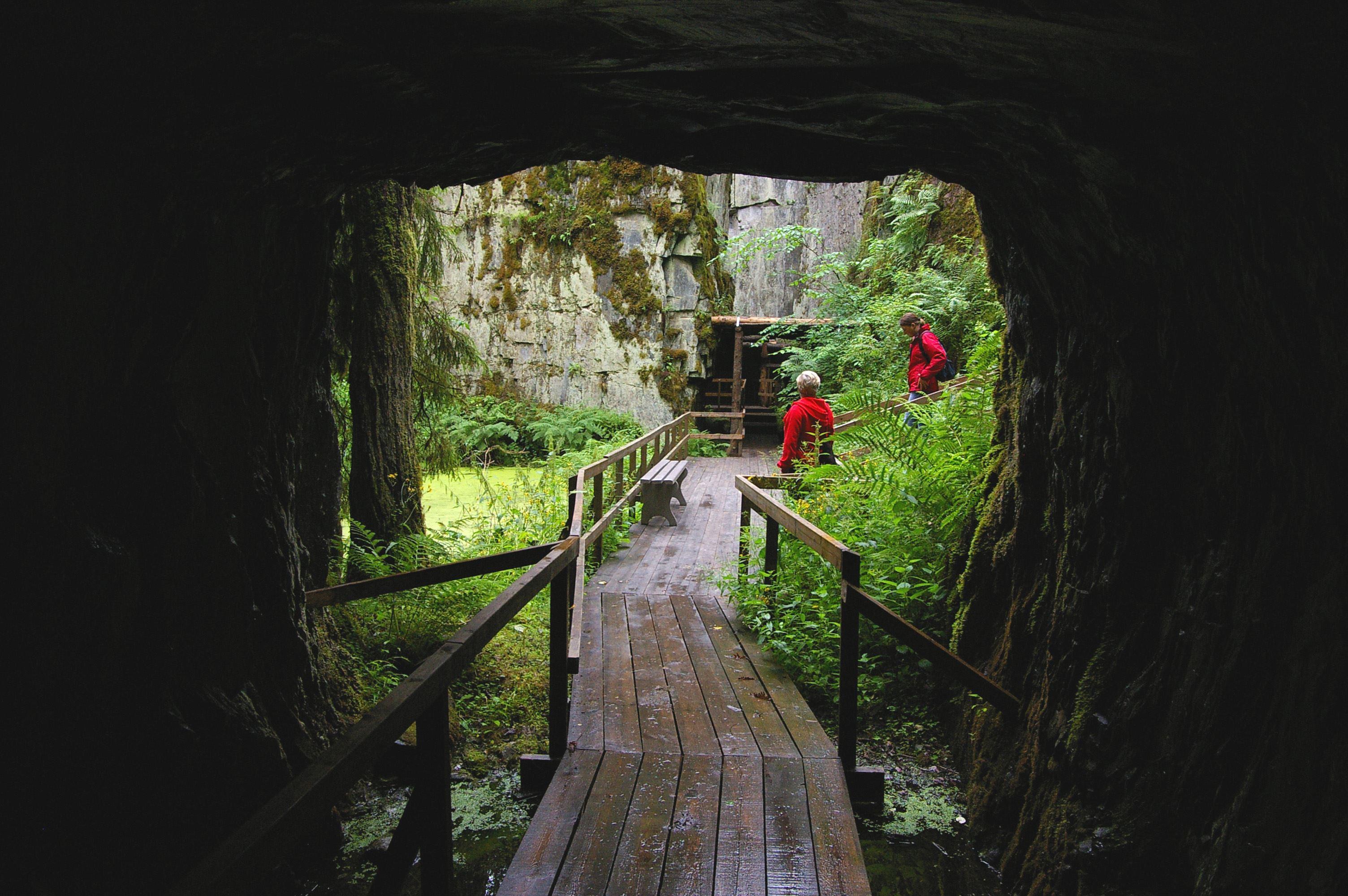Hörnebo Slate Mine