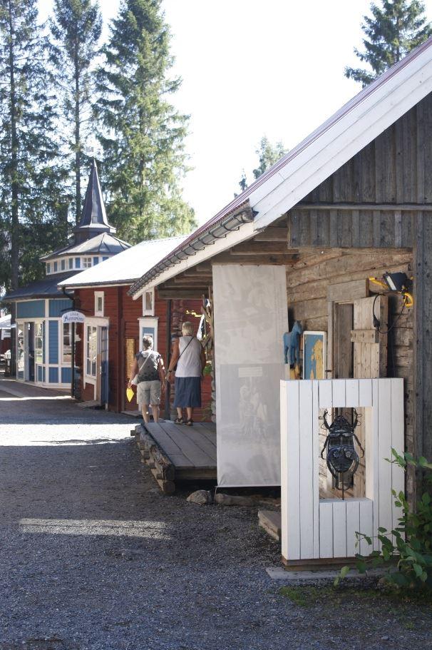 © Kramfors kommun, Mannaminne