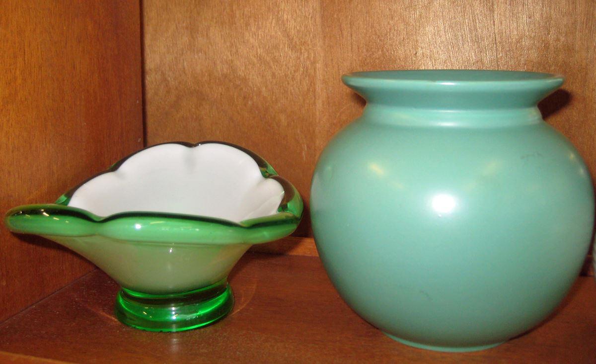 Ulla-Märta Tall, Glas och keramik