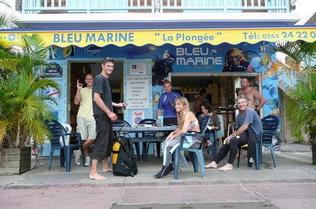 Bleu Marine Réunion