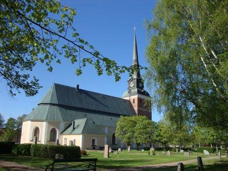 Sinnesrogudstjänst i Mora kyrka