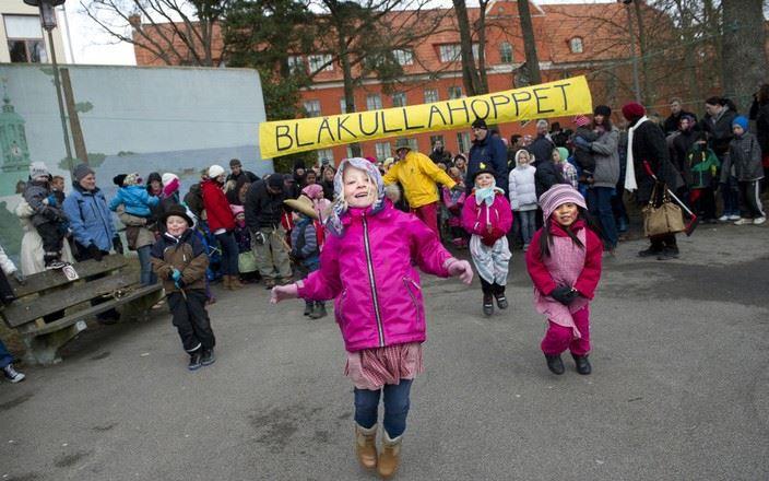 Easter celebration for children