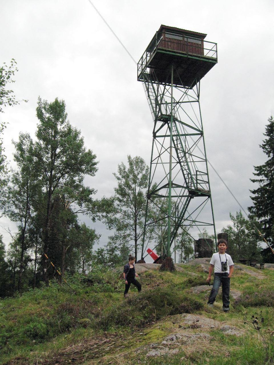 Torbjörn Andersson, Tomtabacken