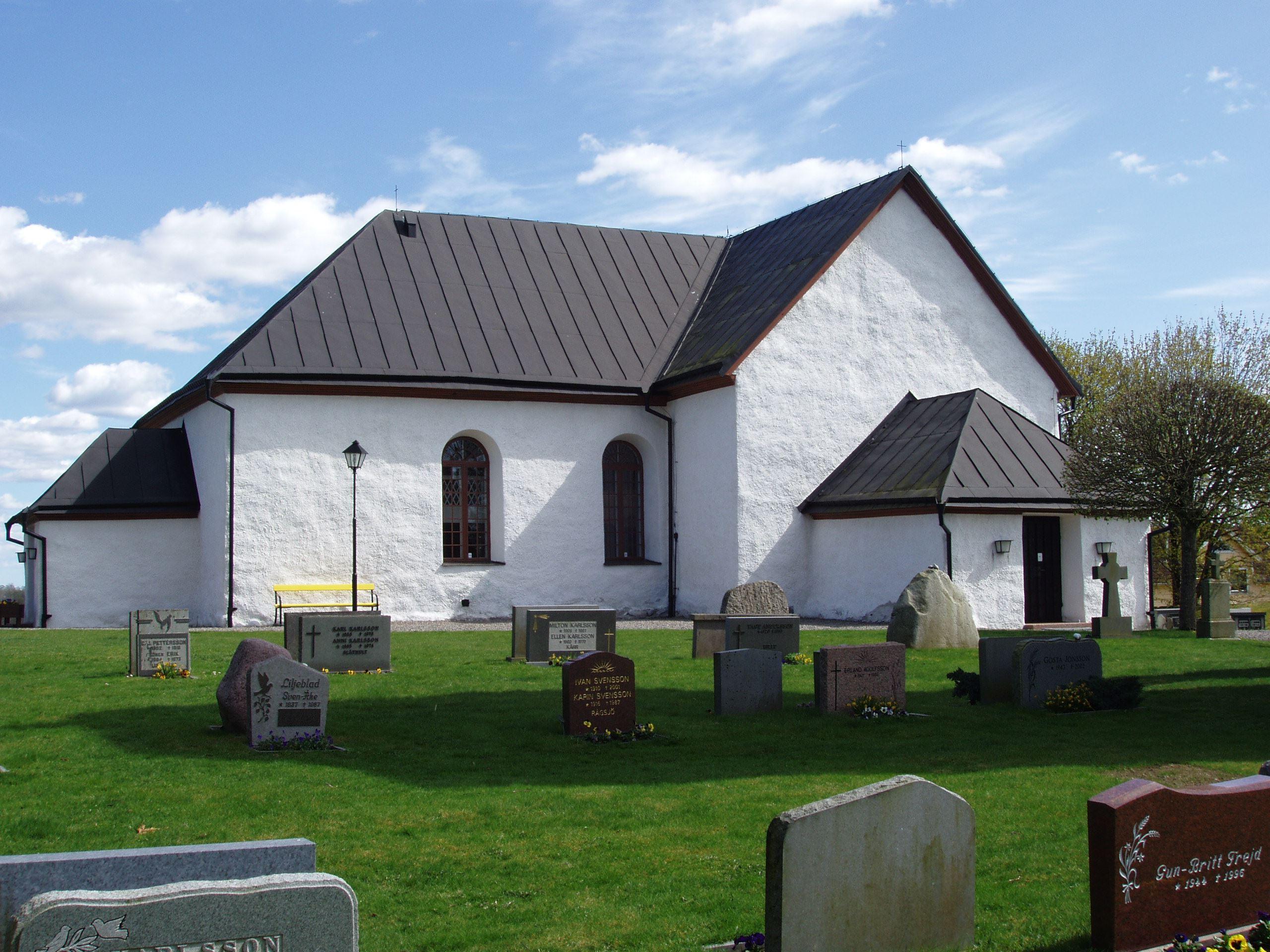 Nävelsjö kyrka