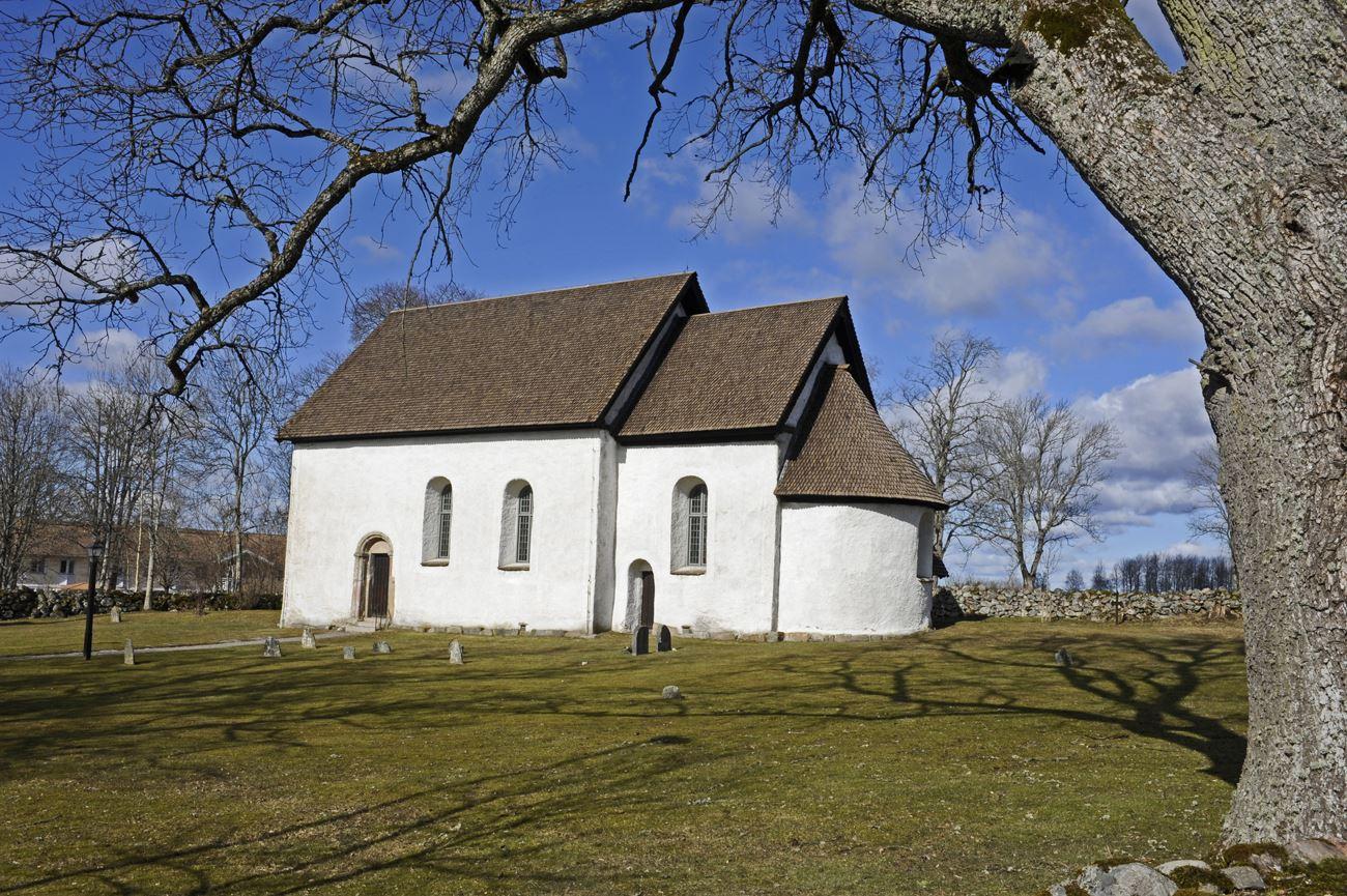 © Vetlanda Turistbyrå, Myresjö gamla kyrka