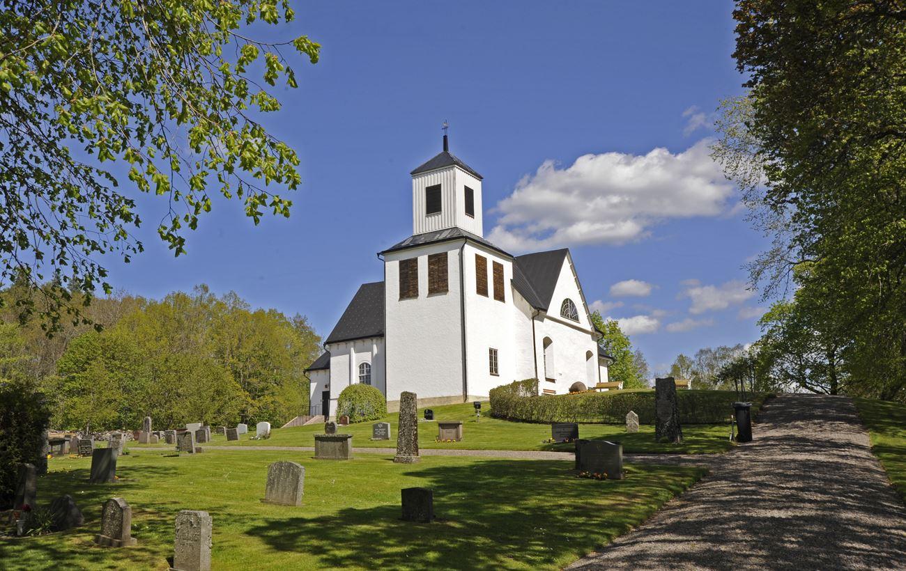 © Vetlanda Turistbyrå, Näsby kyrka