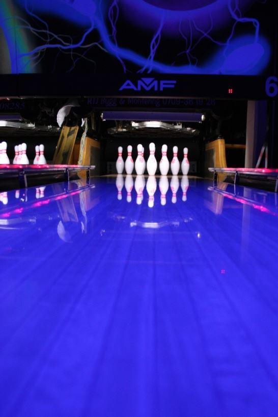Bowlinghalle in Hässleholm - Turbanhallen