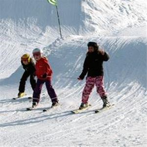 Hemlingbybacken och Snowpark