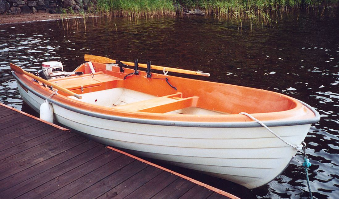 Rental Boat - Dalsland Fishing