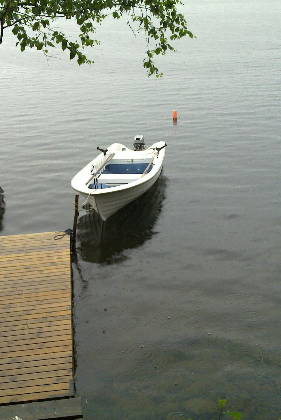 Tommy N.,  © T.N., Renting boat at the ponton in Dalsland