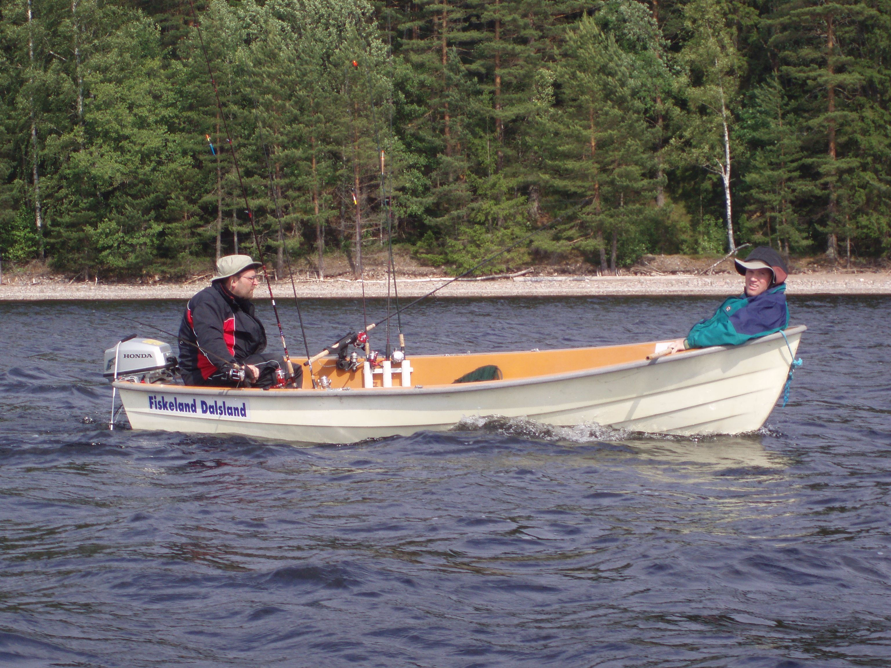 Tommy N.,  © T.N., Fishing with renting boat in Dalsland