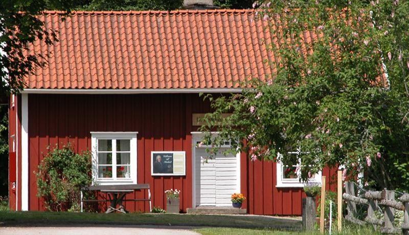 Hembygdsmuseum i Råshult