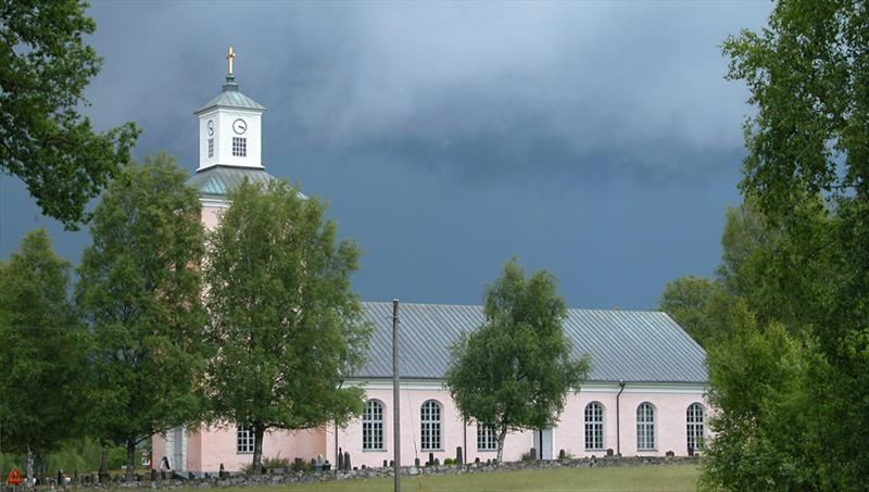 Pjätteryds Kirche