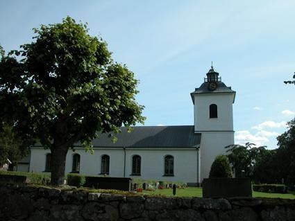 © Älmhults kommuns bildbank, Virestad church