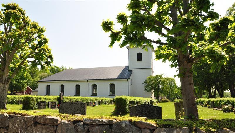 Virestad Kirche
