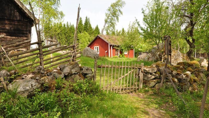 Lille Petter Johans stuga (sägenplats)
