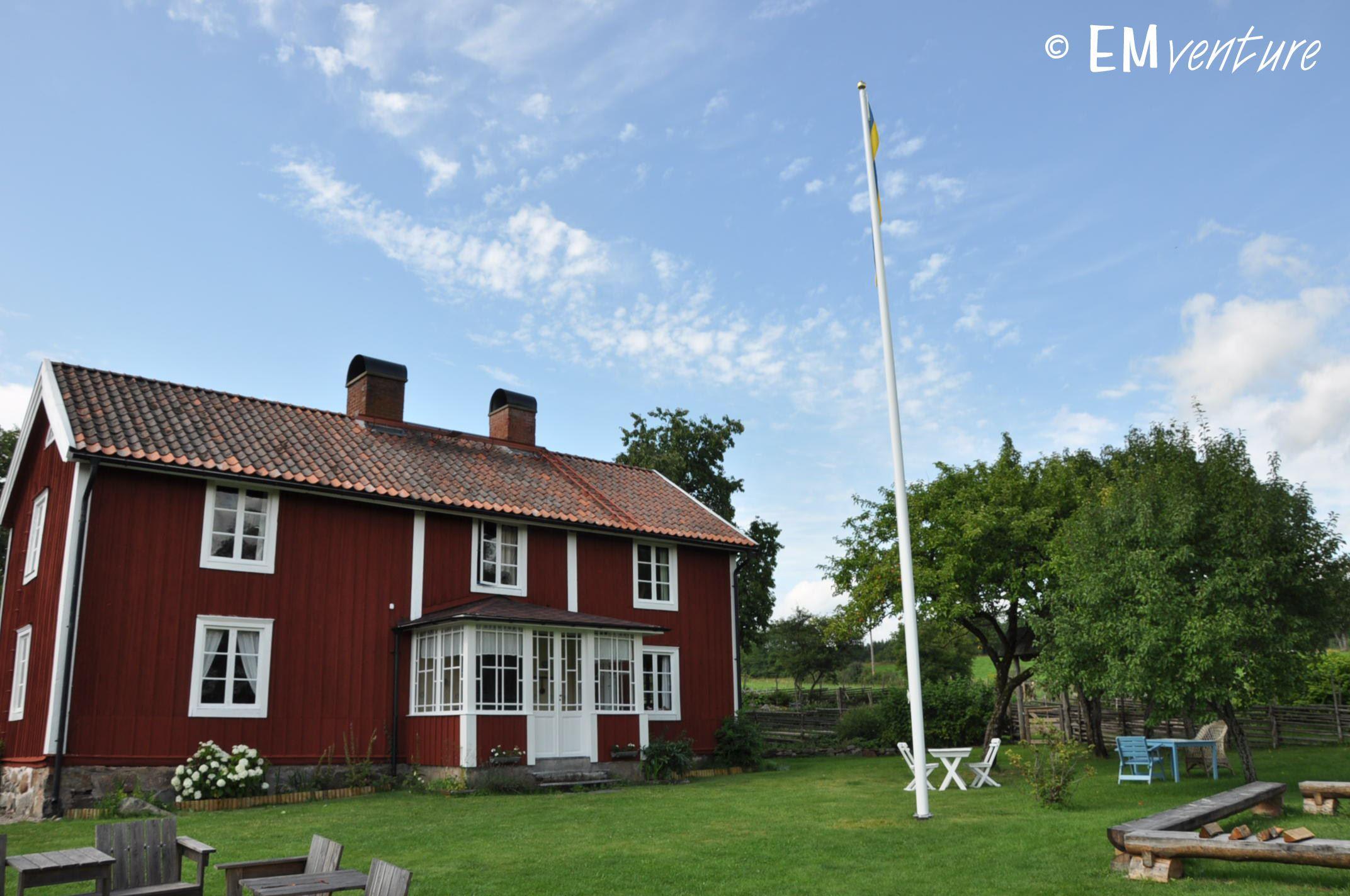 © Emventure, EMventure - Kanotuthyrning & Äventyr