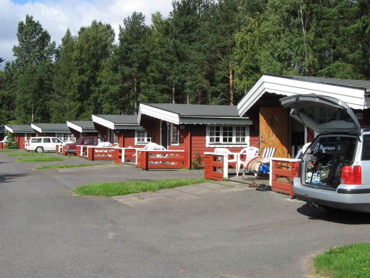 Hökensås Camping & Stugby/Cottages